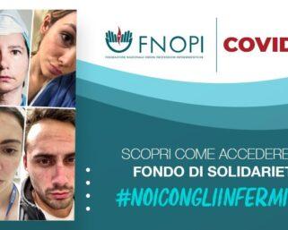 Come accedere al Fondo di solidarietà #NoiConGliInfermieri